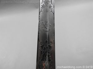 michaeldlong.com 1308 300x225 Wilkinson 10th Hussar's Officer's Sword