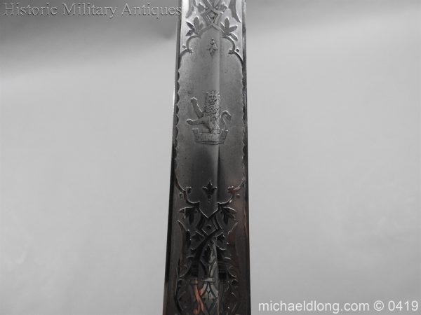 michaeldlong.com 1308 600x450 Wilkinson 10th Hussar's Officer's Sword