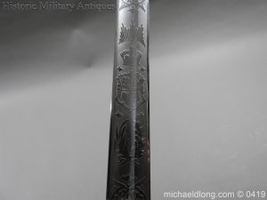 michaeldlong.com 1309 300x225 Wilkinson 10th Hussar's Officer's Sword