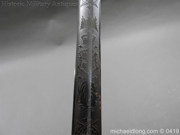 michaeldlong.com 1309 600x450 Wilkinson 10th Hussar's Officer's Sword
