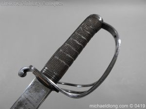 michaeldlong.com 1320 300x225 Wilkinson 10th Hussar's Officer's Sword