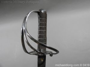 michaeldlong.com 1322 300x225 Wilkinson 10th Hussar's Officer's Sword