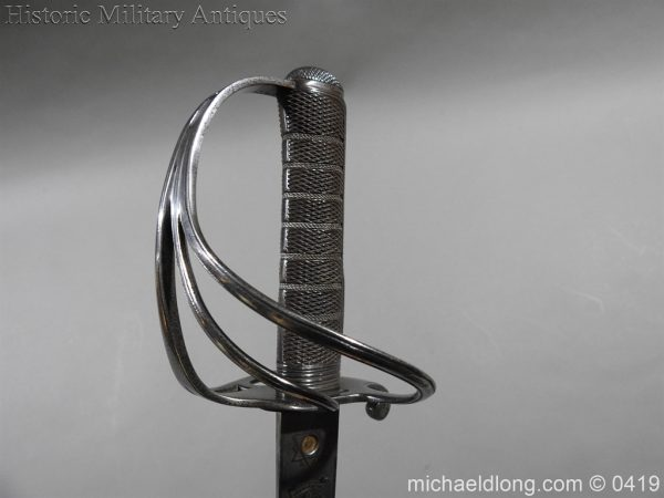 michaeldlong.com 1322 600x450 Wilkinson 10th Hussar's Officer's Sword