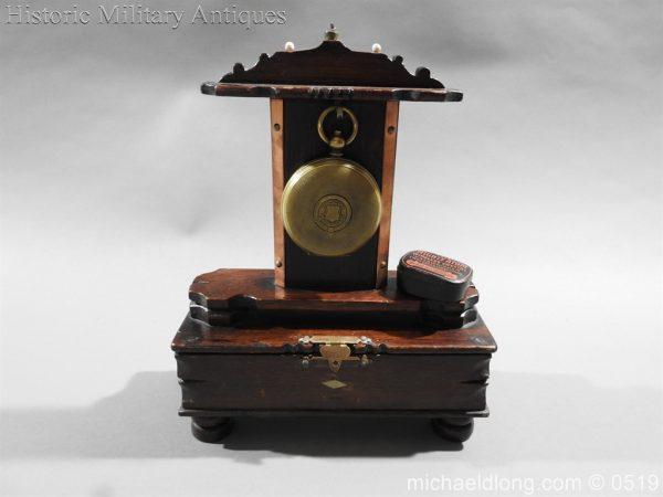michaeldlong.com 1402 600x450 Clandestine or Secret Radio Pocket Watch WW1 WW2