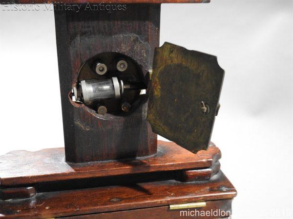 michaeldlong.com 1405 600x450 Clandestine or Secret Radio Pocket Watch WW1 WW2