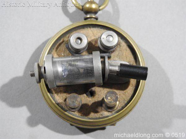 michaeldlong.com 1406 600x450 Clandestine or Secret Radio Pocket Watch WW1 WW2