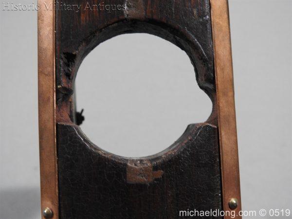 michaeldlong.com 1409 600x450 Clandestine or Secret Radio Pocket Watch WW1 WW2