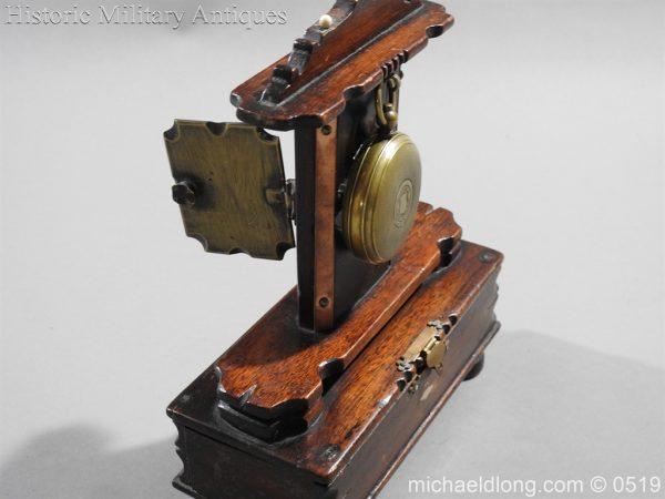 michaeldlong.com 1411 600x450 Clandestine or Secret Radio Pocket Watch WW1 WW2