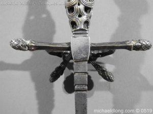 michaeldlong.com 1535 300x225 German Left Hand Dagger by Christian Leygebe c 1650