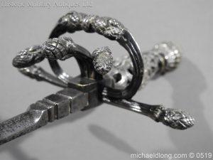 michaeldlong.com 1543 300x225 German Left Hand Dagger by Christian Leygebe c 1650