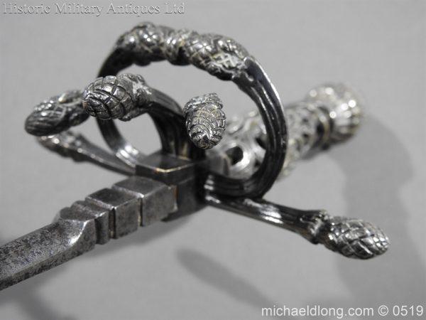 michaeldlong.com 1543 600x450 German Left Hand Dagger by Christian Leygebe c 1650