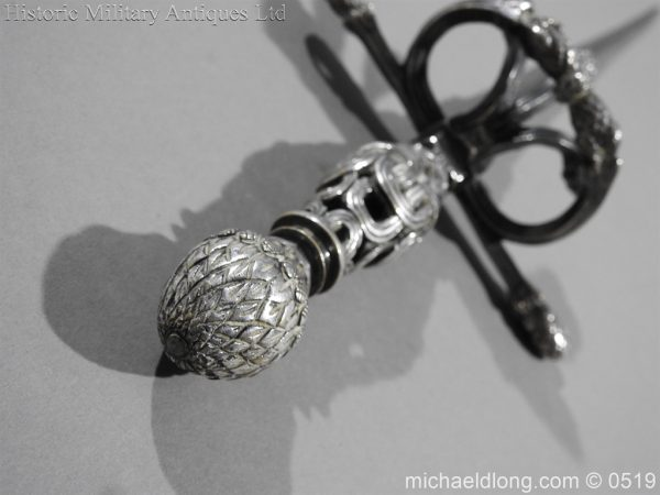 michaeldlong.com 1544 600x450 German Left Hand Dagger by Christian Leygebe c 1650