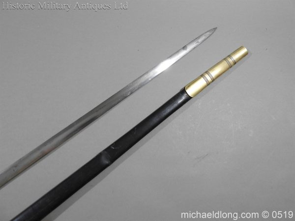 michaeldlong.com 1576 600x450 British 19th Century Masonic lodge Sword