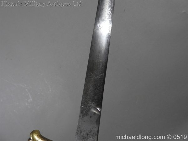 michaeldlong.com 1587 600x450 British 19th Century Masonic lodge Sword