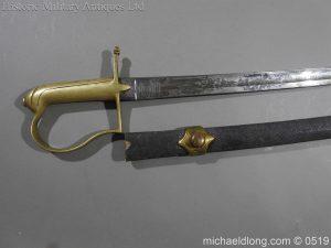michaeldlong.com 1599 300x225 American Naval Marine Officer's Sword 1815 by Horstmann