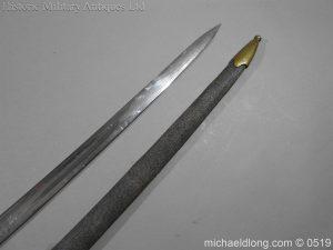 michaeldlong.com 1601 300x225 American Naval Marine Officer's Sword 1815 by Horstmann