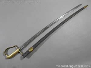 michaeldlong.com 1602 300x225 American Naval Marine Officer's Sword 1815 by Horstmann