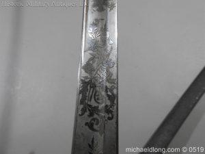 michaeldlong.com 1603 300x225 American Naval Marine Officer's Sword 1815 by Horstmann