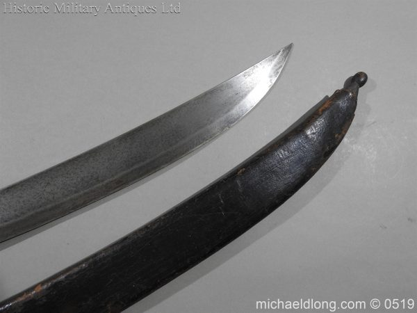 michaeldlong.com 1630 600x450 Military Hanger by S & K Dated 1859