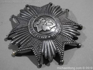 michaeldlong.com 1706 300x225 French Silver Order of the Legion of Honour Grand Cross Breast Star