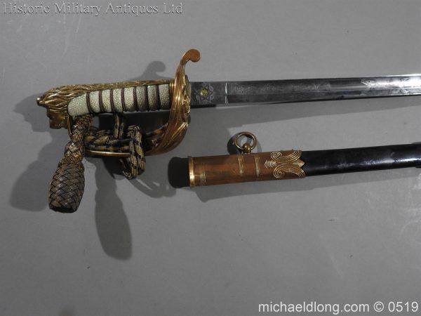 michaeldlong.com 1775 600x450 Edward 8th Royal Naval Officer's Sword