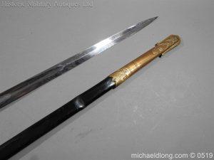 michaeldlong.com 1777 300x225 Edward 8th Royal Naval Officer's Sword