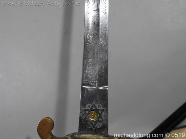 michaeldlong.com 1783 600x450 Edward 8th Royal Naval Officer's Sword