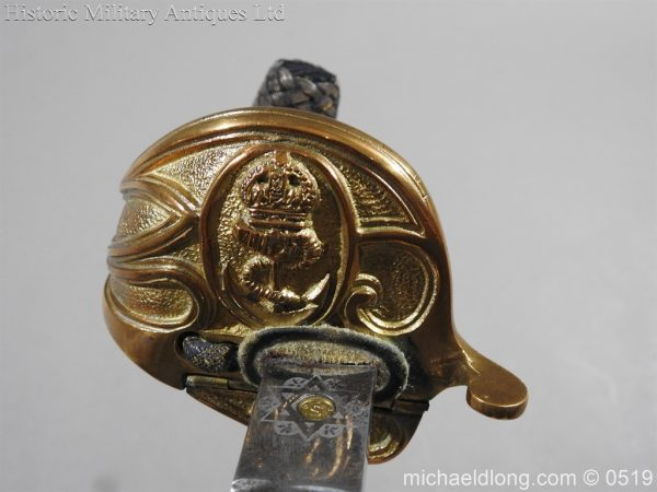 michaeldlong.com 1791 600x450 Edward 8th Royal Naval Officer's Sword