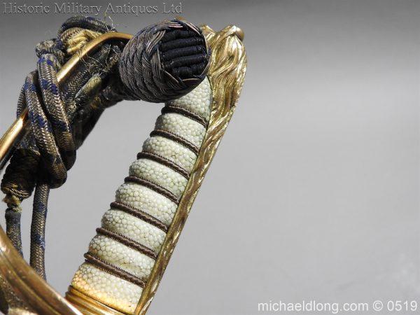 michaeldlong.com 1792 600x450 Edward 8th Royal Naval Officer's Sword