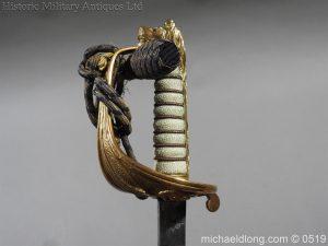 michaeldlong.com 1796 300x225 Edward 8th Royal Naval Officer's Sword