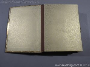michaeldlong.com 1888 300x225 Victorian British Army Musical Photograph Album