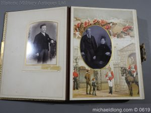 michaeldlong.com 1891 300x225 Victorian British Army Musical Photograph Album