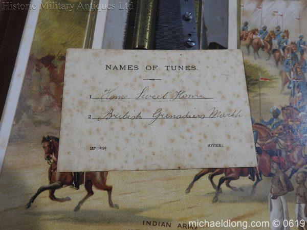michaeldlong.com 1895 600x450 Victorian British Army Musical Photograph Album