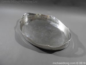 michaeldlong.com 1900 300x225 Sandhurst Presentation Silver Tray Dated 1916