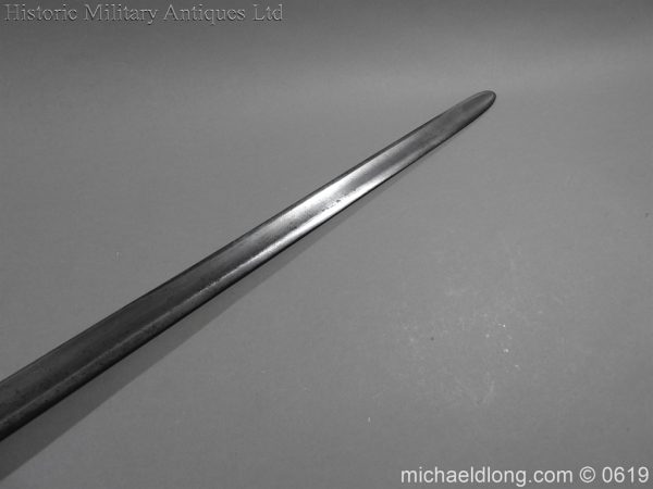 michaeldlong.com 1945 600x450 Earl of Oxford's Regiment of Horse Trooper Sword