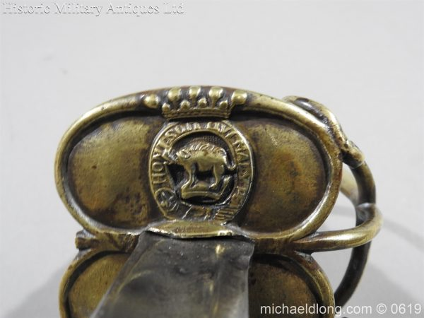 michaeldlong.com 1950 600x450 Earl of Oxford's Regiment of Horse Trooper Sword