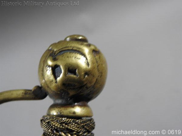 michaeldlong.com 1954 600x450 Earl of Oxford's Regiment of Horse Trooper Sword