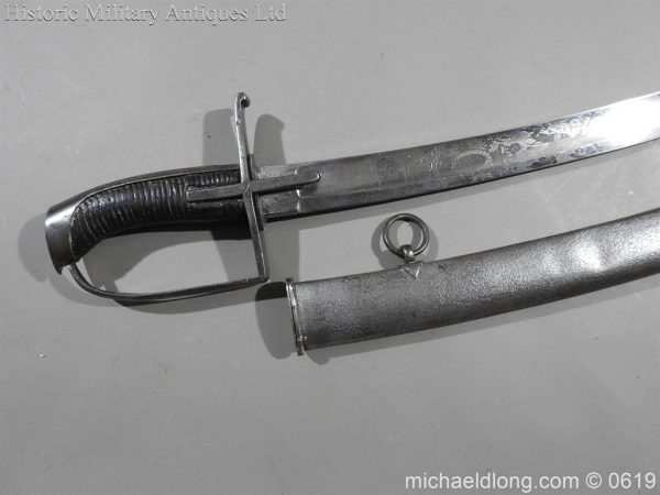 michaeldlong.com 2009 600x450 1788 British Officer's Cavalry Sword