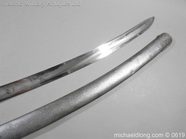 michaeldlong.com 2011 600x450 1788 British Officer's Cavalry Sword