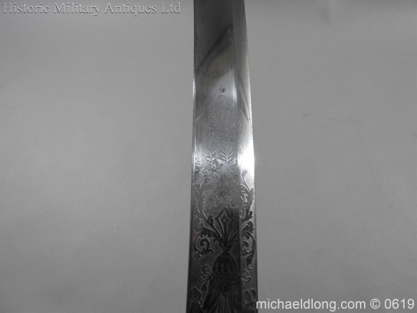 michaeldlong.com 2022 600x450 1788 British Officer's Cavalry Sword