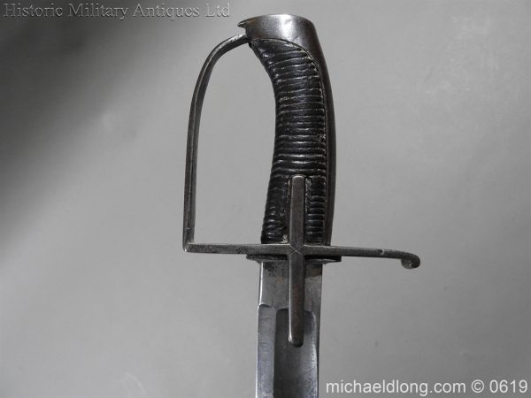 michaeldlong.com 2029 600x450 1788 British Officer's Cavalry Sword