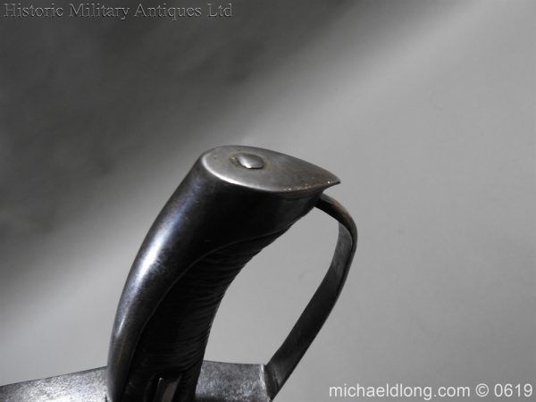 michaeldlong.com 2032 600x450 1788 British Officer's Cavalry Sword