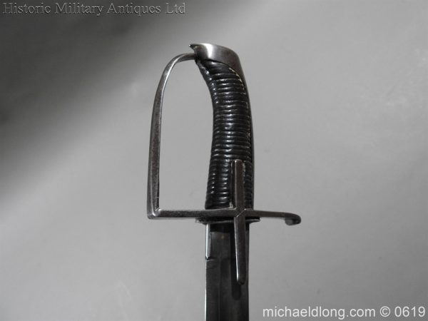 michaeldlong.com 2033 600x450 1788 British Officer's Cavalry Sword
