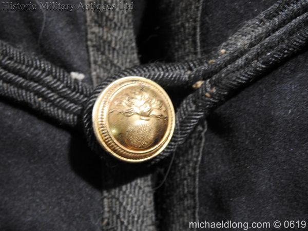 michaeldlong.com 2101 600x450 French WW1 Infantry Officer's Uniform Complete with Medals