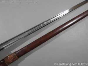 michaeldlong.com 2337 300x225 Irish Guards WW1 Officer's Sword