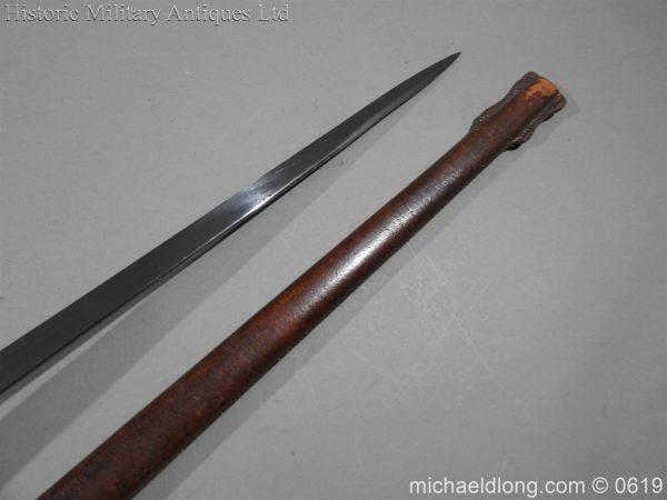 michaeldlong.com 2342 600x450 Irish Guards WW1 Officer's Sword