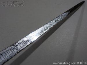 michaeldlong.com 2458 300x225 East Yorkshire Regimental Presentation Sword