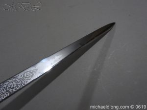 michaeldlong.com 2459 300x225 East Yorkshire Regimental Presentation Sword