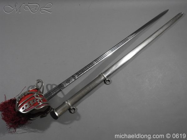 michaeldlong.com 2490 600x450 Scottish Blackwatch WW1 Officer's Sword
