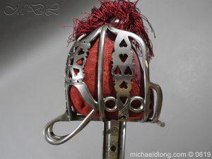 michaeldlong.com 2506 300x225 Scottish Blackwatch WW1 Officer's Sword